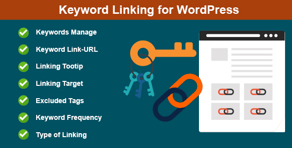 Keyword Linking for WordPress