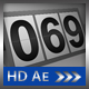 Flipping Number Display - VideoHive Item for Sale