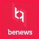 beNews - Magazine WordPress Theme - ThemeForest Item for Sale