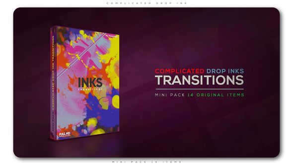 Ink Transition Video Effects & Stock Videos from VideoHive
