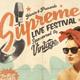 Supreme Retro Flyer Template - GraphicRiver Item for Sale