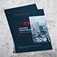 Dark Corporate Brochure - GraphicRiver Item for Sale