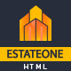 Estateone - Real Estate business Marketing Multipurpose  HTML Template