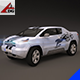 Toyota A-BAT - 3DOcean Item for Sale