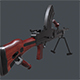 Bren Light Machine Gun - 3DOcean Item for Sale