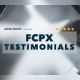 Testimonials for Final Cut Pro X - VideoHive Item for Sale