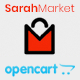 SarahMarket - Large Store OpenCart Theme - AliExpress groceries online shopping mall - ThemeForest Item for Sale