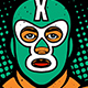 Lucha Libre Flyer Template - GraphicRiver Item for Sale
