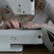 Sewing a Grey Bag - VideoHive Item for Sale