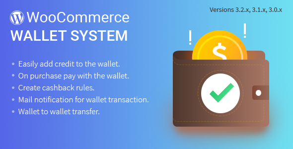 Wallet Plugins, Code & Scripts from CodeCanyon
