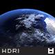 Space HDRi Map 001
