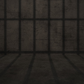 Prison Bar Shadow Cast on Concrete Wall - PhotoDune Item for Sale