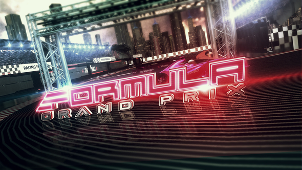 Formula Racing Opener