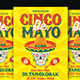 Cinco De Mayo Flyer Vol.5 - GraphicRiver Item for Sale