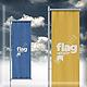 Flag Mock-Ups - GraphicRiver Item for Sale