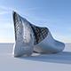 Futuristic building 5 - 3DOcean Item for Sale