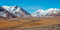 Snowy mountains. Russia, Siberia, Altai mountains - PhotoDune Item for Sale