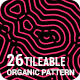 26 Tileable Organic Patterns - GraphicRiver Item for Sale