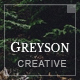Greyson — Responsive Blog & Portfolio Theme - ThemeForest Item for Sale