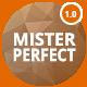Mister Perfect - Minimal CV/Resume/vCard Template - ThemeForest Item for Sale