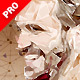 Low Poly - Plasticum - Photoshop Action - GraphicRiver Item for Sale