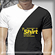 Man / Woman T-shirt Mockup - GraphicRiver Item for Sale