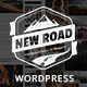 NewRoad - A Responsive WordPress Blog Theme