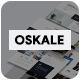 Oskale - Keynote Template - GraphicRiver Item for Sale