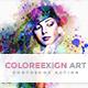 ColoreeXign Art   PS Action - GraphicRiver Item for Sale