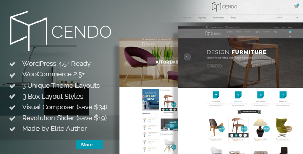 Review: VG Cendo - WooCommerce WordPress Theme for Furniture Stores free download Review: VG Cendo - WooCommerce WordPress Theme for Furniture Stores nulled Review: VG Cendo - WooCommerce WordPress Theme for Furniture Stores