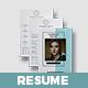 Journalist Resume - GraphicRiver Item for Sale