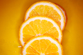 Sliced orange background - PhotoDune Item for Sale