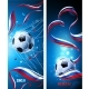 Banners Soccer Ball with Flag of Russia - GraphicRiver Item for Sale