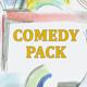 Comedy Pack I