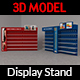 Display Stand - 3DOcean Item for Sale
