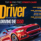Driver Magazine - GraphicRiver Item for Sale