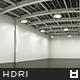 Industrial Hall HDRi Map 004
