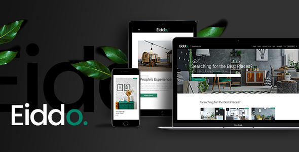 Eiddo - Real Estate and Realtor Theme