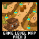 Game Level Map Pack 3 - GraphicRiver Item for Sale