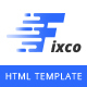 Fixco - Multipurpose HTML Template - ThemeForest Item for Sale