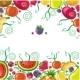 Fruit frame - GraphicRiver Item for Sale