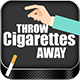 Throw Cigarettes Away HTML5 Game