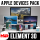 Apple Devices Mega Pack - Element 3D