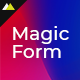 Magic Form - Extending the standard form properties for Adobe Muse - CodeCanyon Item for Sale