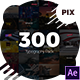 300 Typography Pack - VideoHive Item for Sale