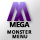 Mega Menu Monster - WordPress Mega Menu Plugin - CodeCanyon Item for Sale