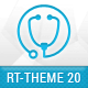 RT-Theme 20 | Medical, Health and Medical Product Catalog - ThemeForest Item for Sale