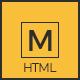 Mega - Multipurpose Creative HTML Template - ThemeForest Item for Sale