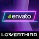 Neon Lower Thirds - VideoHive Item for Sale