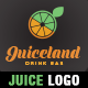 Juiceland Logo Template - GraphicRiver Item for Sale